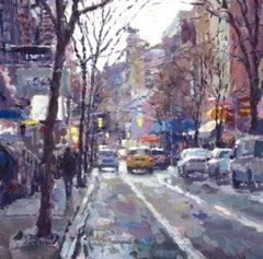 Winter Afternoon MacDougal Street