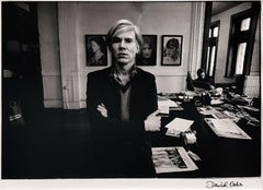 ANDY WARHOL, CICRA 1980