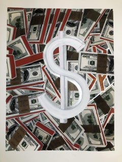 The Dollar Sign and Money