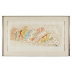 "David Gilhooly ""My Daily Bread"" Print"