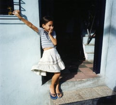 Young Girl, Havana, Cuba