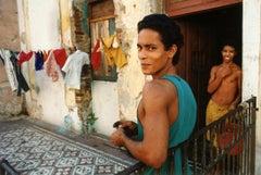 Young Man, Havana, Cuba
