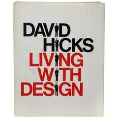 """David Hicks """"Living with Design"""" Book"""