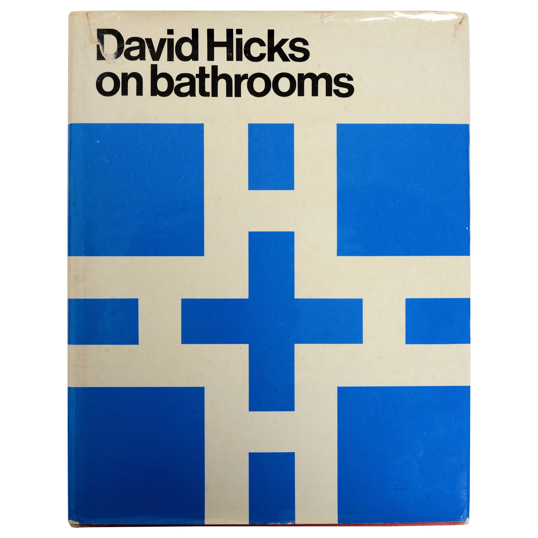 David Hicks on Bathrooms, First Edition Book