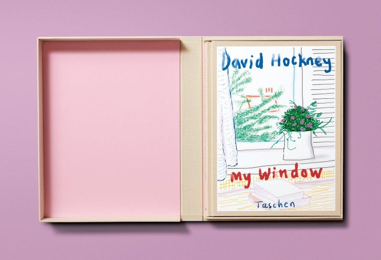In this artist's book of 120 iPhone and iPad drawings, David Hockney follows the course of the seasons through the window of his Yorkshire home. Each image depicts a fleeting moment—from the colorful sunrise and lilac morning sky to nighttime