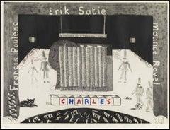 A Souvenir of a Triple Bill for Charles