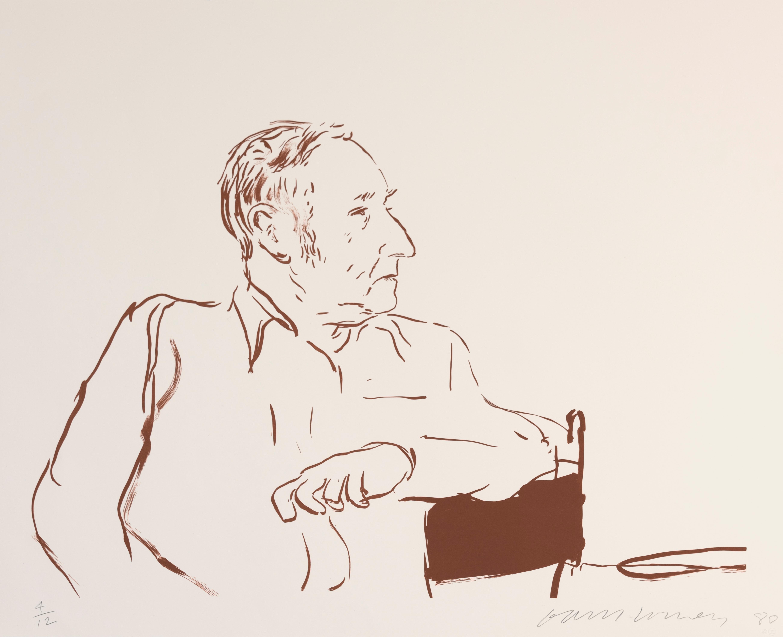 Bill Burroughs, 1980