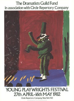 "Poster - Detail from Pulcinella With Applause-41"" x 30.25"""