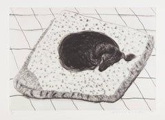 Dog Etching No.15, from Dog Wall