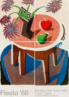 Fiesta -- Exhibition Poster