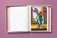 My Window -- Artist Book, iPhone, iPad, Still Life, Landscape by David Hockney