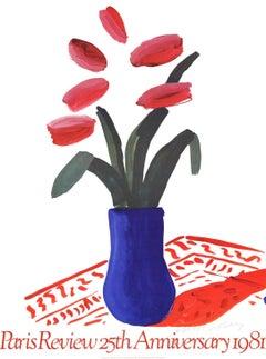 Paris Review 25th Anniversary (Flower Study)