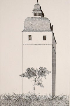 The Bell Tower, from: Six Fairy Tales from Brothers Grimm -  British Literature