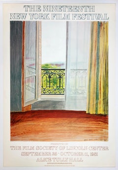 Expressionist Interior Prints