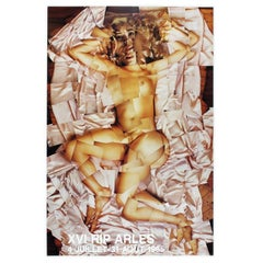 XVI RIP Arles (Theresa Russell) Exhibition Poster