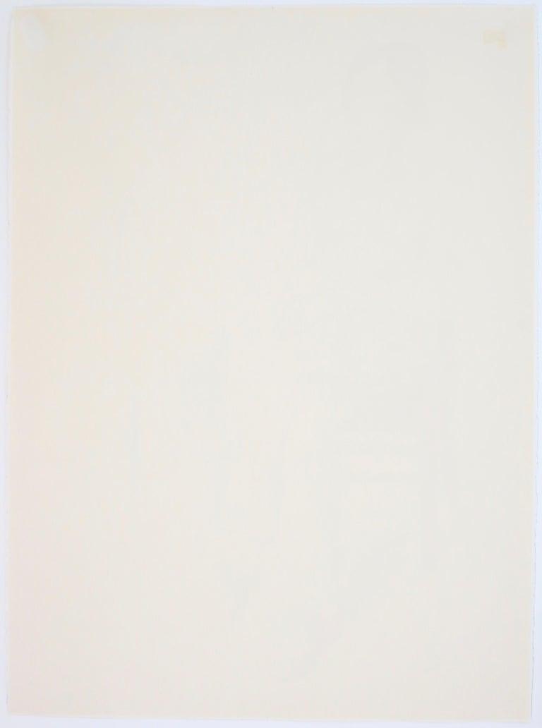 Yves Marie [Hervé] - Print by David Hockney