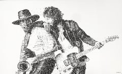 Bruce Springsteen and The Big Man (Born to Run, Thunder Road)