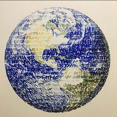 Earth (Iroquois World Prayer), 2021