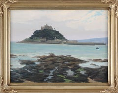 """""""Mont-Saint-Michel"""" - Landscape"""