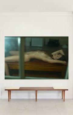 Hotel Bondi #1 - Limited Edition Large Nude Portrait Color Photograph