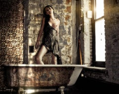 """Shanghai #5""- Limited Edition Medium Nude Portrait Photograph"