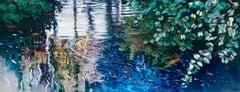 Garden Pool Luster