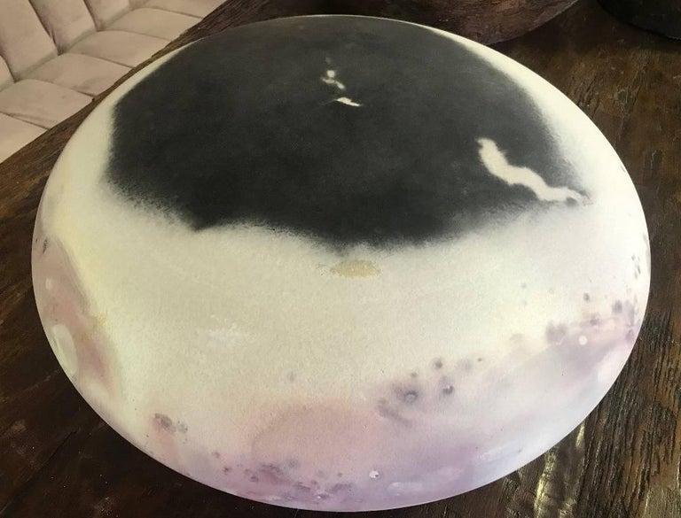 Modern David Kuraoka Large Ceramic/ Pottery Vessel For Sale