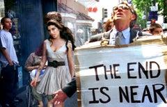Amy Winehouse: Fallen Friend on the Walk of Stars