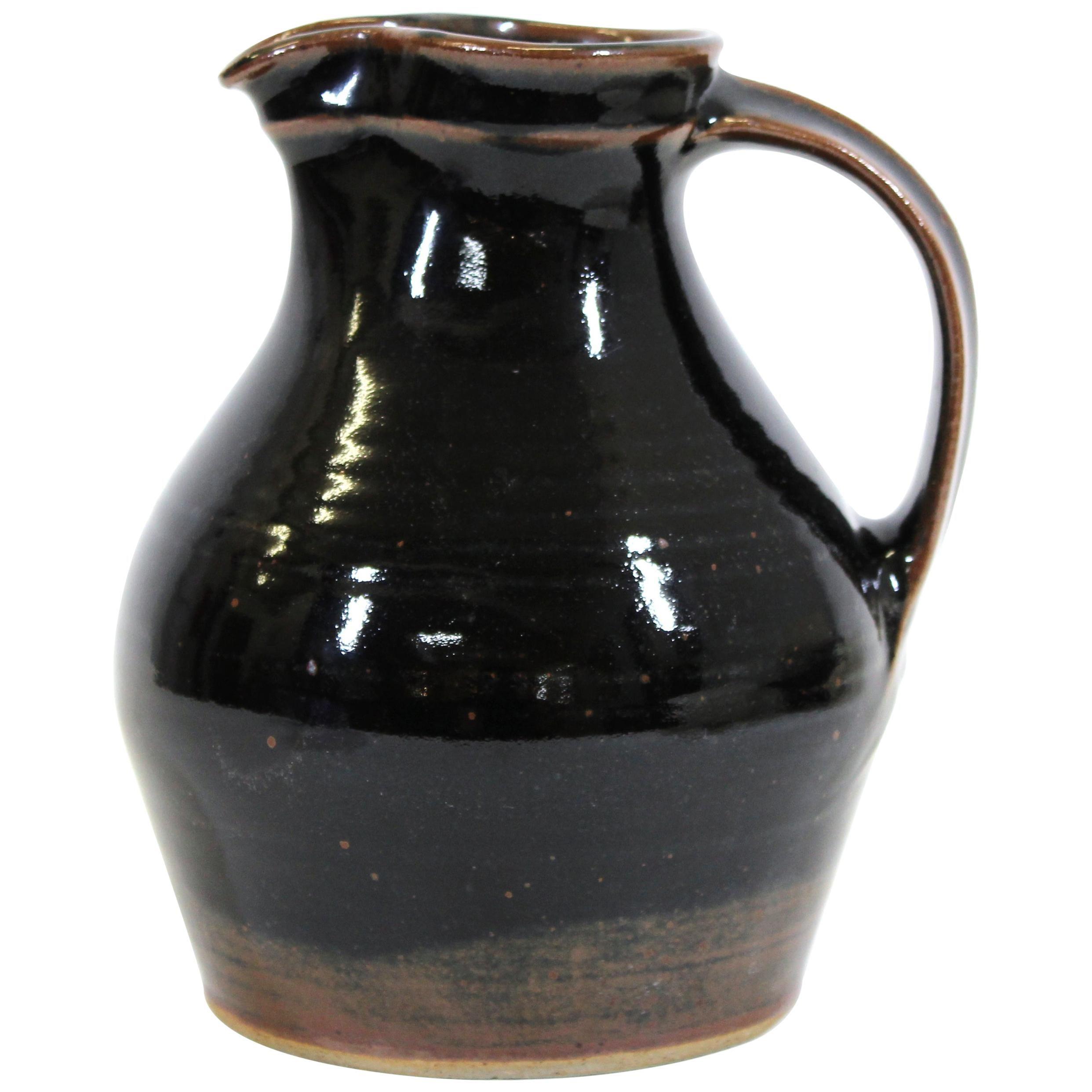 David Leach for Lowerdown Pottery Mid-Century Modern Stoneware Jug