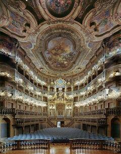 Margravial Opera House, Bayreuth, Germany, David Leventi, Archive Print