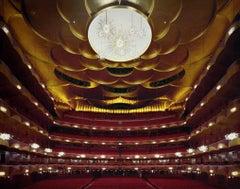 Metropolitan Opera House, New York, New York, David Leventi, Archive Print