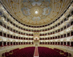 Teatro Municipale, Piacenza, Italy, David Leventi, Fujicolor Archive Print