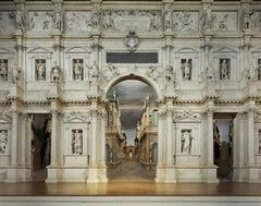 Teatro Olimpico, Vicenza, Italy, David Leventi, Fujicolor Crystal Archive Print
