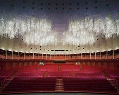Teatro Regio, Turin, Italy, David Leventi, Fujicolor Crystal Archive Print