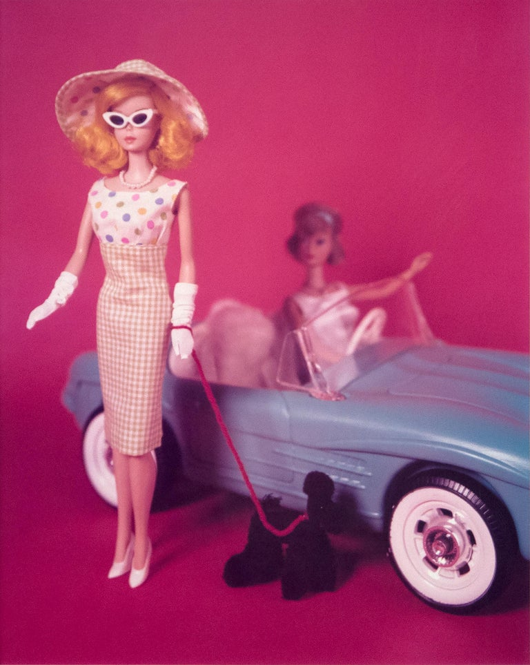 Untitled (Barbie Series) For Sale 1