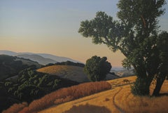 Landscape with a Buck by David Ligare