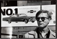 A Year In The Life of Andy Warhol