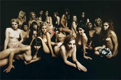 The Jimi Hendrix Experience, Electric Ladyland Cover, London, 1967