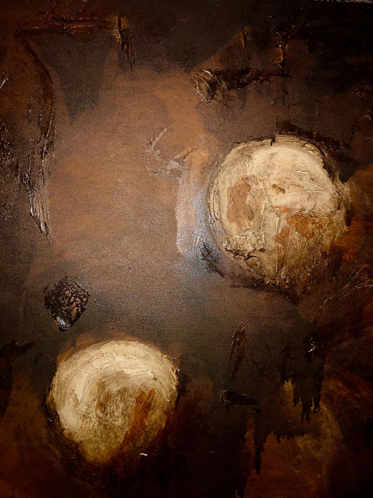 Australian Abstract Expressionist Oil Painting For Sale 2