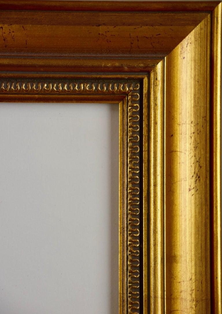 David Roberts' 19th Century Duo-tone Lithograph,