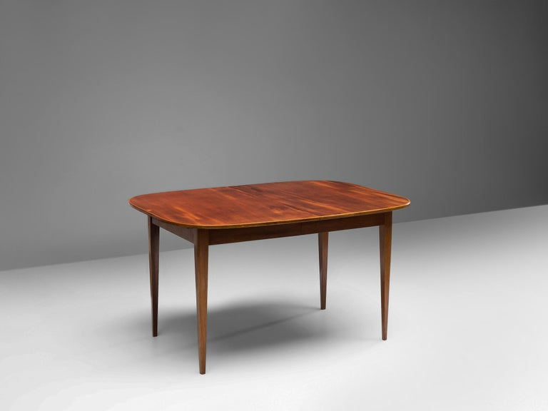 20th Century David Rosén Extremely Large Extendable Dining Table For Sale