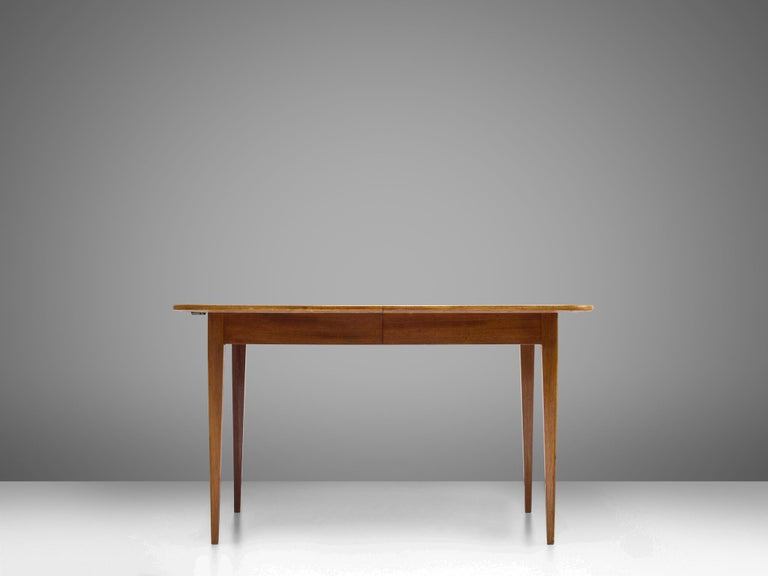 David Rosén Extremely Large Extendable Dining Table For Sale 1