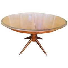David Rosén Sputnik Base Dining Table Produced by Nordiska Kompaniet, Sweden