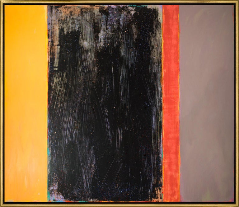David Rothermel Abstract Painting - Exponent