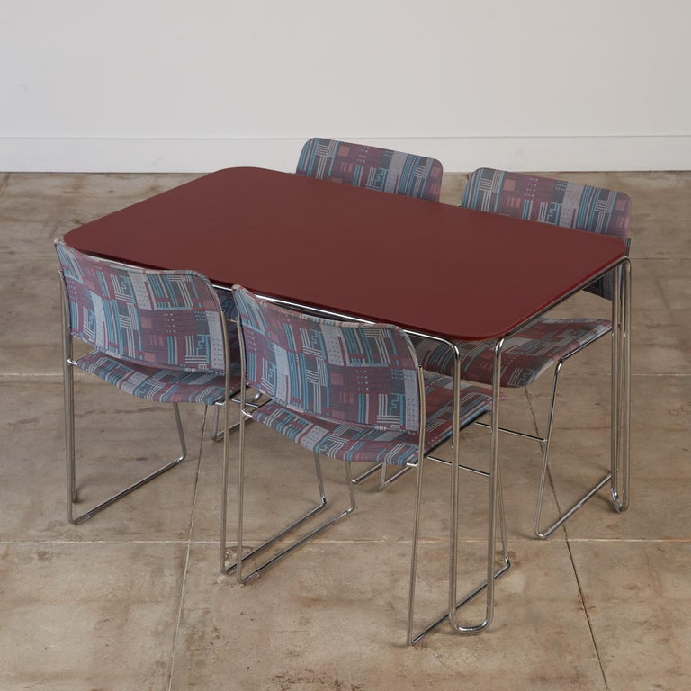 David Rowland Model 710 Table For Sale 4