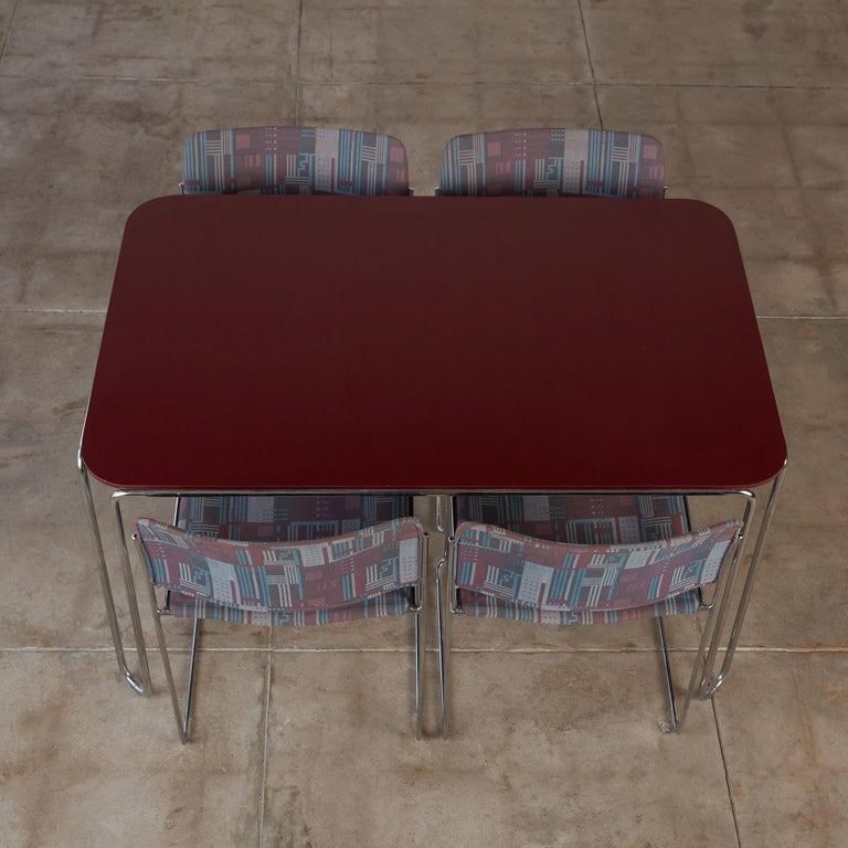 American David Rowland Model 710 Table For Sale