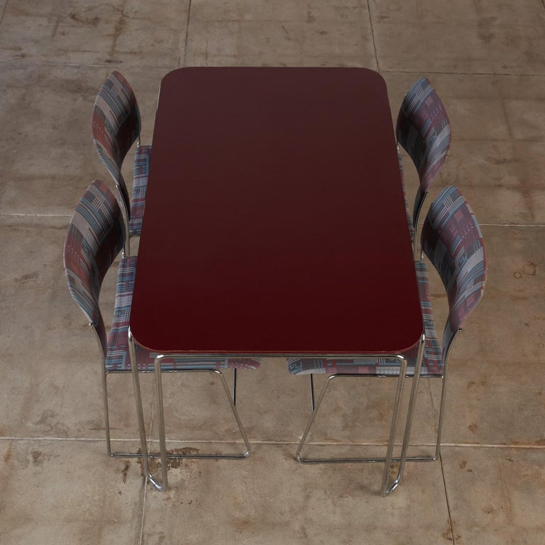 David Rowland Model 710 Table In Excellent Condition For Sale In Los Angeles, CA