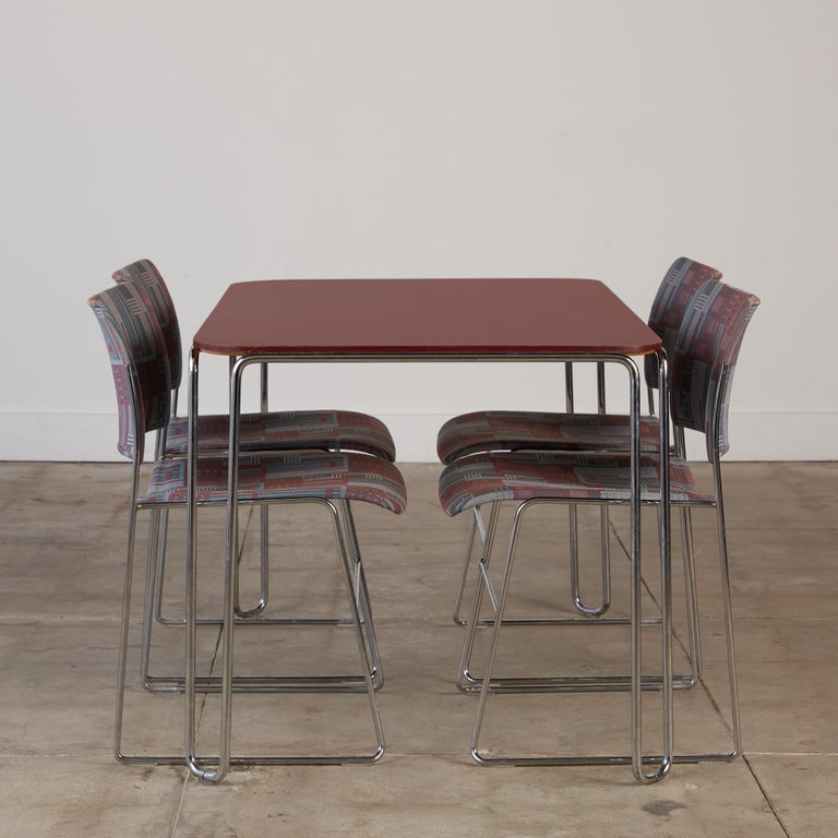 David Rowland Model 710 Table For Sale 1