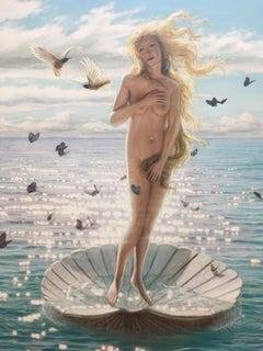 Venus Rising Nude