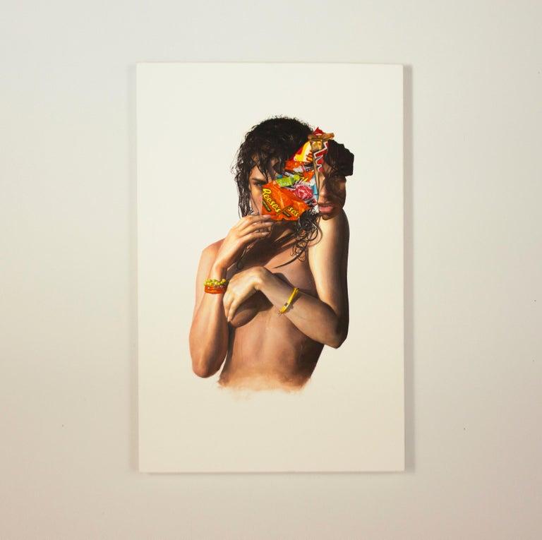 Advertising - Pop Art Painting by David Shepherd